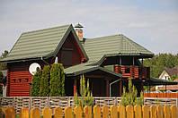 Cтроительство домов из бруса