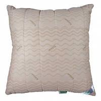 Подушка для сна с шерстяным наполнителем BioSon Kalahari 70*70 высокая
