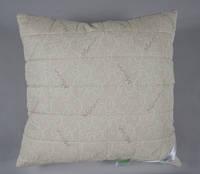 Подушка для сна с наполнителем из шерсти BioSon Merinos 70*70 средняя
