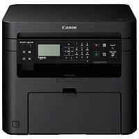Canon i-SENSYS MF211, компактное монохромное МФУ А4 принтер сканер ксерокс 3 в 1