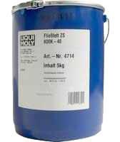 Жидкая консистентная смазка - Fliessfett ZS K00K-40   5 л.