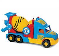 Wader бетономешалка Super Truck