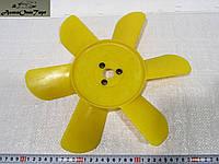 Крыльчатка вентилятора охлаждения на ВАЗ 2101, 2102, 2103, 2104, 2105, 2106, 2107, 6 лопастей, производство: АвтоВАЗ