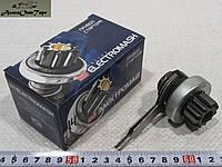 Привод стартера (бендикс) на ВАЗ 2101, 2102, 2103, 2104, 2105, 2106, 2107 (стартер на постоянных магнитах), производство: Электромаш, каталожный