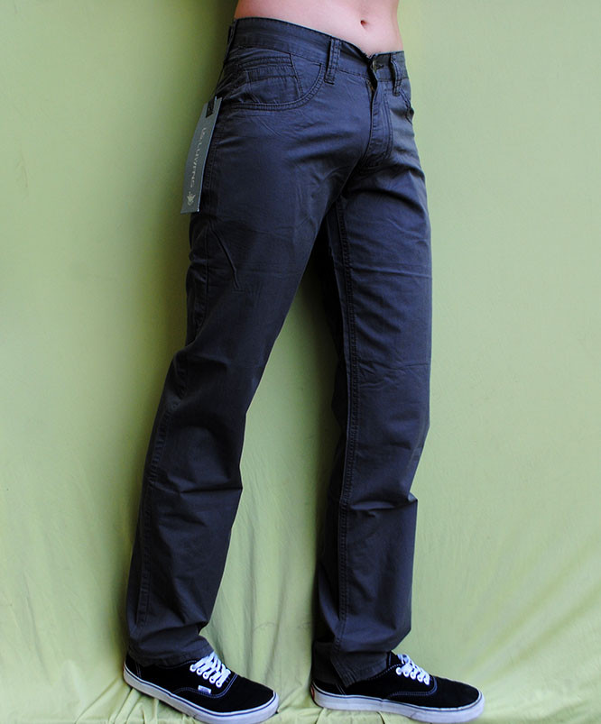 Котоновые брюки доставка