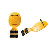 Лопатки для плавания Finis Bolster (F-1.05.026) Yellow