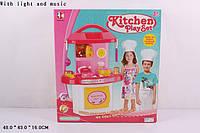 """Игровой набор """"Кухня"""" с посудой Baby Tilly 3668"""