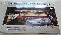 Игровая приставка 8-bit Dendy Обучающая М37