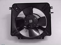 Электровентилятор радиатора, мотор охлаждения в сборе с диффузором ВАЗ 2110