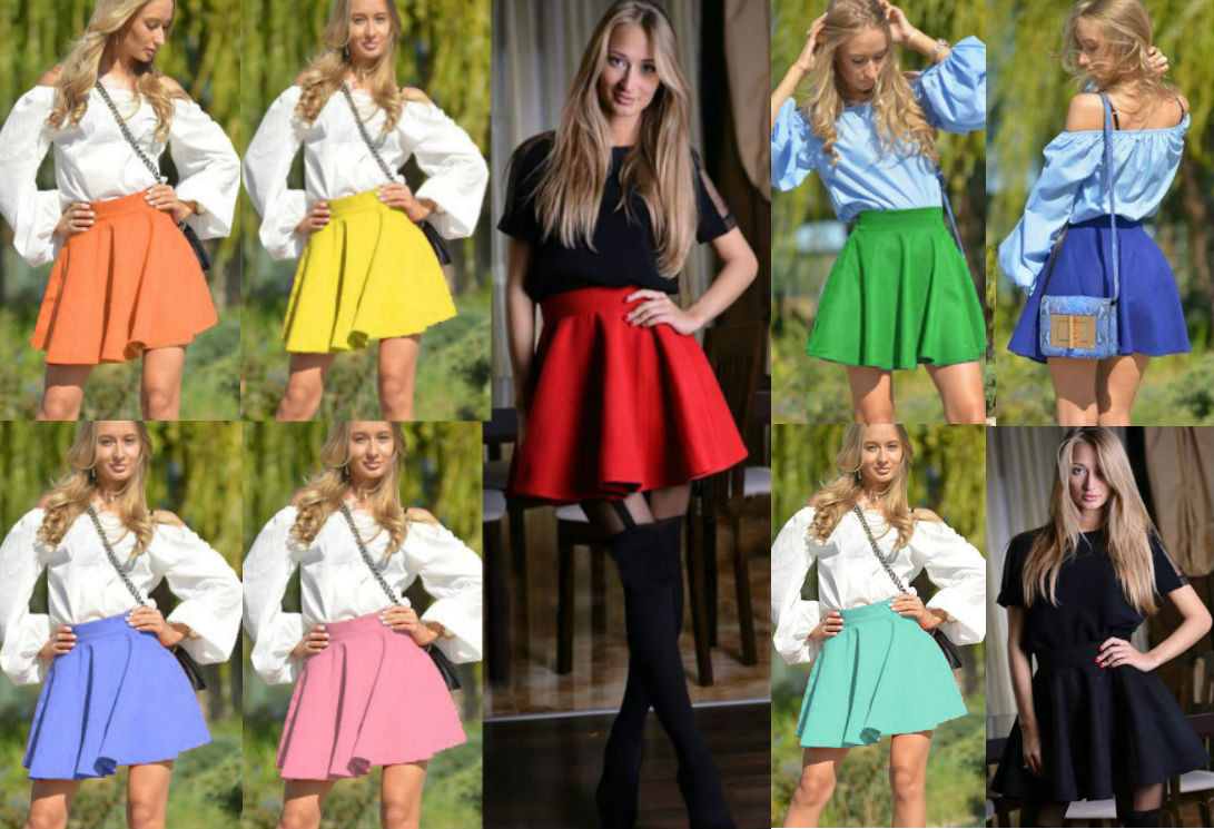 Купить модную юбку доставка