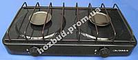 Плита газовая настольная Элна 01-ПА (ПГ2-Н без крышки)