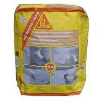 Sika® MonoTop®-723N - Выравнивающая шпаклевка и выравнивающий раствор для бетонных поверхностей, 25 кг