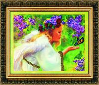 Набор для вышивания бисером Абрис Арт АВ-033 Обыкновенное чудо