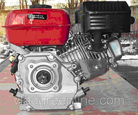 Двигатель Булат BТ170F-T (HONDA GX210) (для мотоблока ВТ1100, бензин 7.5л.с., шлицы)