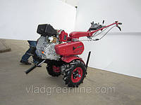 Мотоблок WEIMA WM610 (дизель 6 л.с.)ручной старт 4х8 бесплатная доставка
