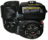 Двигатель WEIMA WM170F-S-NEW (HONDA G-210) ( шпонка,  вал 20 мм) бензин,7,0 л.с
