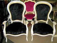 Кресло бароко 2шт., Италия, после реставрации
