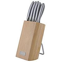 Набор ножей Kamille 6 предметов из нержавеющей стали