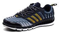 Кроссовки мужские летние Adidas, текстильные, фото 1