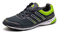 Кроссовки мужские летние Adidas Adizero, комбинированные, фото 1