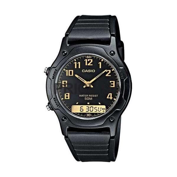 мужские часы casio aw