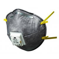 9914 Респиратор с защитой от органических паров 3М (уровень защиты FFP1)