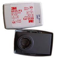 6035 Противоаэрозольный фильтр 3М (класс защиты: P3R)