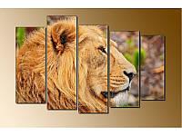 """Модульная картина """"Король лев"""" Модель: 8765958"""