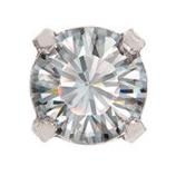 Стразы в серебряных цапах Сваровски 53102 пришивные Crystal