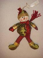 Сувенир Снеговик (подвеска)