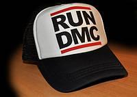 Кепка с сеткой Run Dmc