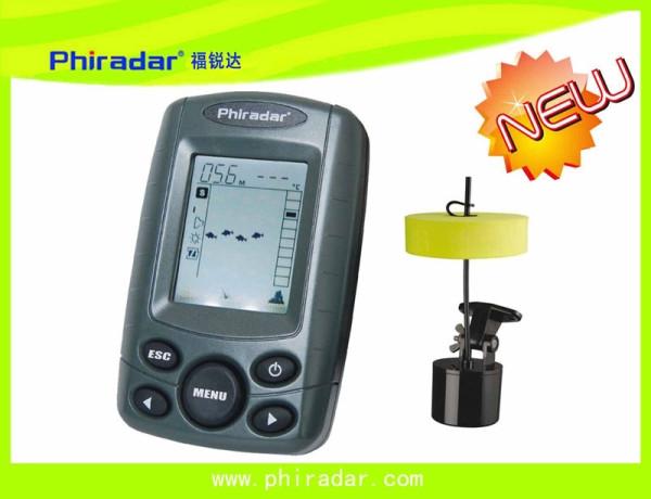 эхолот phiradar ff108 инструкция