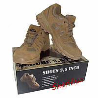 """Ботинки тактические 2,5"""" MIL-TEC Coyote  12823505"""