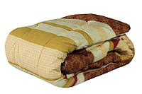 Одеяло из овечьей шерсти бязь (Gold)