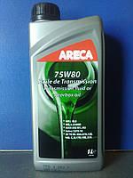 Трансмиссионное масло ARECA 75w-80 (1л.)