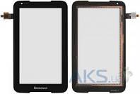 Сенсорная панель (Touch Screen) Lenovo IdeaTab A1000 Original Black