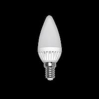 Лампочка светодиодная CD4.5, E14, 4.5W, 4000lm (220В), свеча.