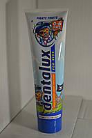 Детская зубная паста DentaLux Kids Тропик, 100 мл, Германия