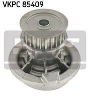АНАЛОГ для Opel 1334054  GM 90444123 Помпа SKF VKPC 85409 ASTRA, CALIBRA, FRONTERA, KADETT, OMEGA, VECTRA C20NE начиная с номера двигателя 14608701