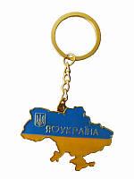 Брелок Карта Украины (Брелки)