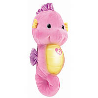 Интерактивная игрушка ночник морской конек Fisher Price Seahorse