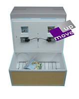 Инкубатор для яиц «Курочка ряба» 100 с механическим переворотом и цифровым терморегулятором в пластиковом корп