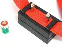 Электронный ошейник антилай для дрессировки собак электрошоковый регулируемый