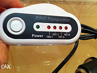 Автомобильный  FM модулятор Transmitter для телефона Pod MP3 MP4 LX трансмитер плеер
