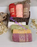 Полотенца банные Cestepe Altin бамбук 70х140 Турция