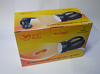 "Светодиодный аккумуляторный фонарик ""Фара"" Yajia YJ-2807"