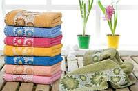 Комплект полотенец для лица Cestepe  VIP  cotton 6шт: 50х90 Турция pr-h37