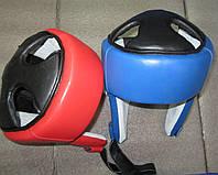 Шлем для бокса (кожа)