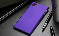 Пластиковый чехол для Lenovo Vibe Z2 PRO K920 фиолетовый