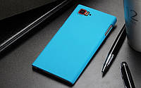 Пластиковый чехол для Lenovo Vibe Z2 PRO K920 голубой
